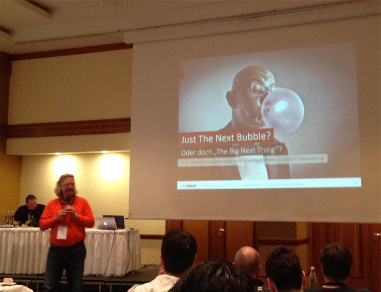Mirko Lange zum Thema Content-Strategie