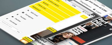 Responsive Navigation Patterns für Mobile Websites