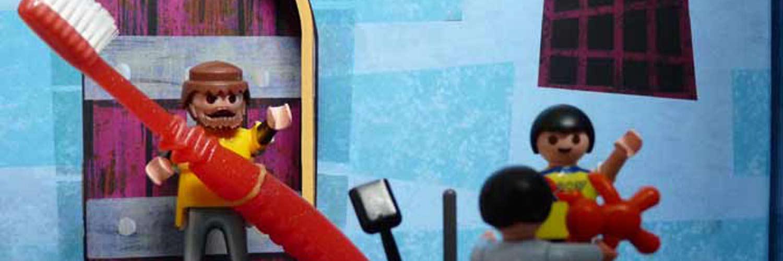 Zähneputzen wird mit Gamification zum Kinderspiel