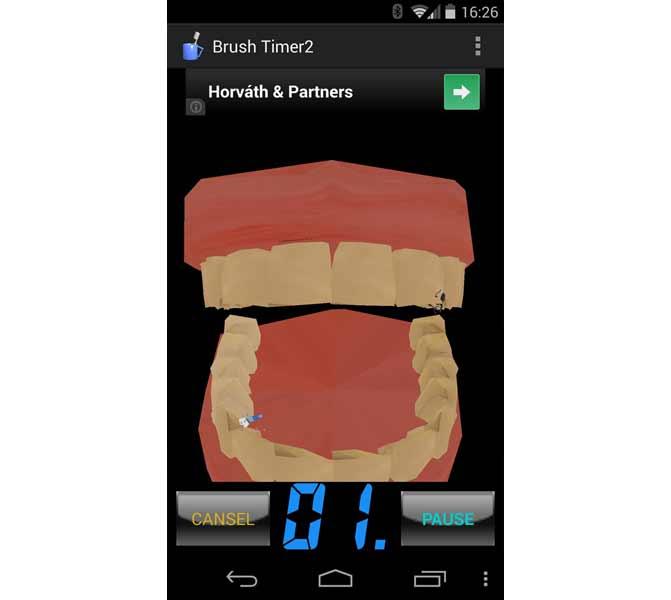 Gamification App Brush Timer 2