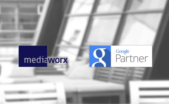 mediaworx ist Google Partner