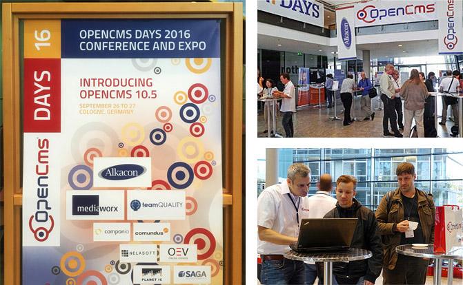 OpenCms Days 2016 - Eindrücke