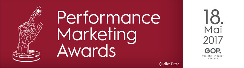 Criteo Performance-Marketing-Award 2017