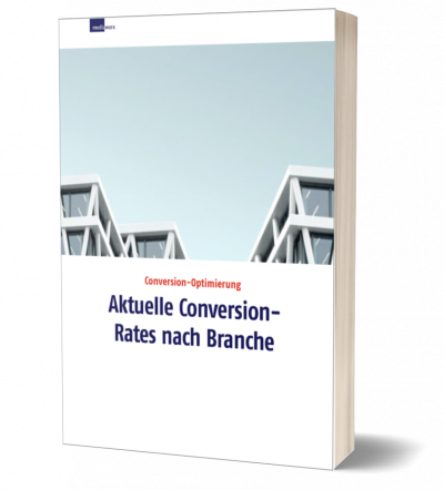 conversion-rates nach branche whitepaper