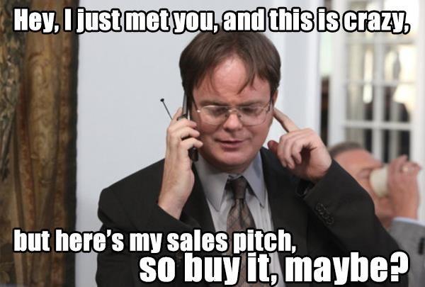 sales pro call