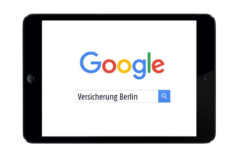 versicherung berlin google mediaworx